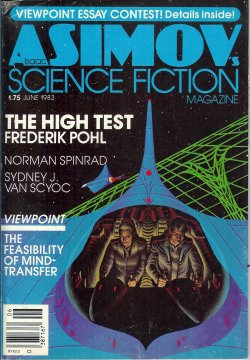 Asimov's Science Fiction, June 1983