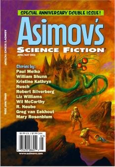 Asimov's Science Fiction, April/May 2006