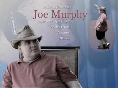 Joe Murphy Memorial Fund