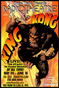 King Kong Radio Theatre