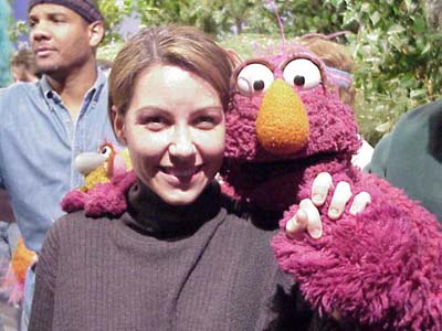Laura and Telly