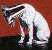 RCA Victor Conehead Dog