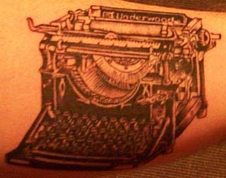 Underwood tattoo