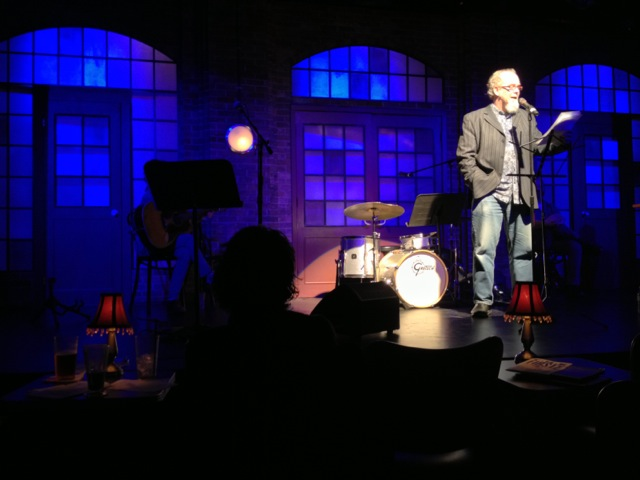 William Shunn at Up Comedy Club, April 17, 2013