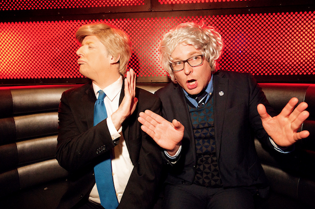 Trump vs. Bernie (Anthony Atamanuik and James Adomian)