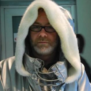 William Shunn gets glittery at Icebar Tokyo