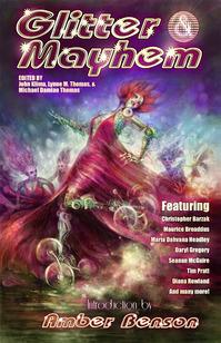 Glitter & Mayhem: The Speculative Nightclub Anthology
