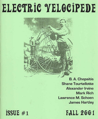 Electric Velocipede, Issue 1