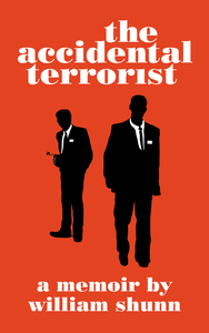 The Accidental Terrorist (red cover concept)