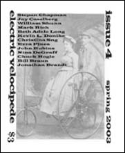 Electric Velocipede #4 - Spring 2003