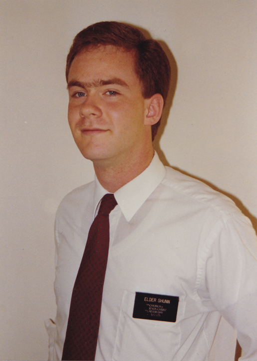 Elder Shunn at 19