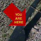 You Are Here - Roosevelt Island - New York City