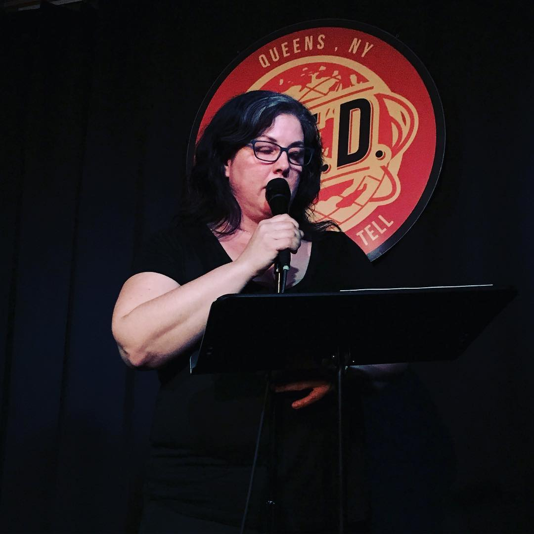 Barbara Lynn Cantone reads at Line Break #3