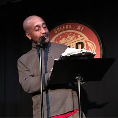 David Mills reads at Line Break #8 - click to view - mousewheel to zoom