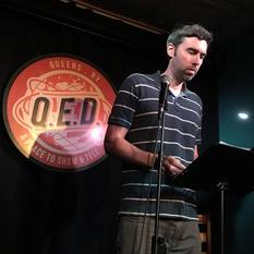 Joshua McCuen reads at Line Break #9 - click to view - mousewheel to zoom