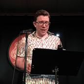 Kyle Thiessen reads at Line Break #11 - click to view - mousewheel to zoom