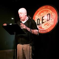 Austin Grossman reads at Line Break #13 - click to view - mousewheel to zoom