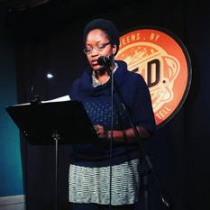 Kem Joy Ukwu reads at Line Break #13 - click to view - mousewheel to zoom