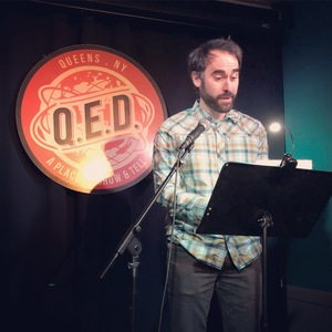Justin Weinberger reads at Line Break #18 - click to view - mousewheel to zoom