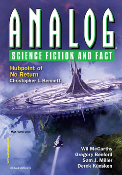 Analog Science Fiction and Fact, May/June 2018