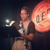 Kem Joy Ukwu reads at Line Break #22 - click to view - mousewheel to zoom