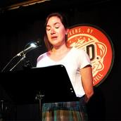 Jenny Hatchadorian reads at Line Break #20 - click to view - mousewheel to zoom