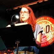 Michelle Meier reads at Line Break #20 - click to view - mousewheel to zoom