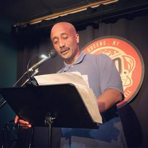 David Mills reads at Line Break #20 - click to view - mousewheel to zoom