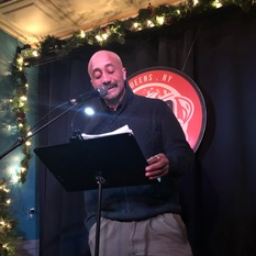 David Mills reads at Line Break #25 - click to view - mousewheel to zoom