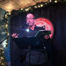 David Rothman reads at Line Break #25 - click to view - mousewheel to zoom